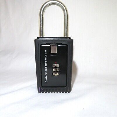 Performance Real Estate Lock Box - Key Storage Realtor Lockbox Vacation Rental