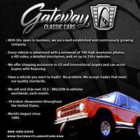 Miniature 2 Voiture Américaine de collection Pontiac GTO 1967