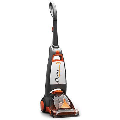 Vax Rapide Spring Clean Carpet Washer Cleaner W91RSBA 700w Grey/Orange