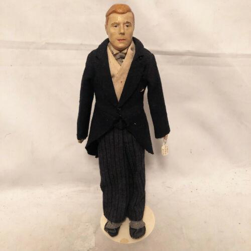 RARE Duke of Windsor Portrait Doll, 1930s