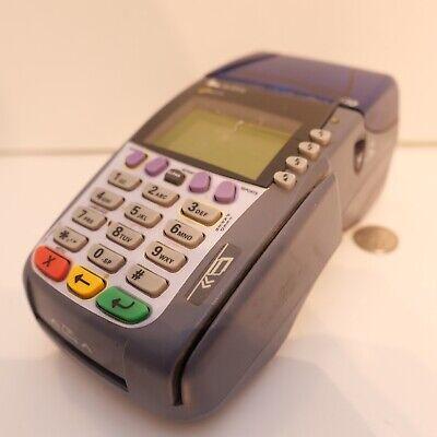 Verifone Omni 3750 Credit Card Terminal Reader Swiper