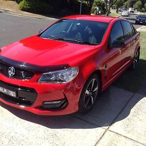 2016 SV6 Redhot Holden Commodore Sedan Endeavour Hills Casey Area Preview