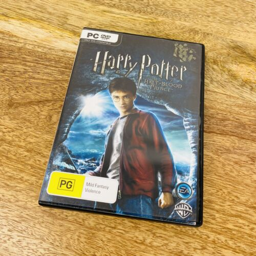 Computer Games - Harry Potter and the Half-Blood Prince PC Computer Game