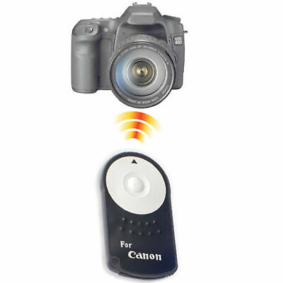 IR Wireless Infrared Shutter Release Remote Control for Canon DSLR Camera RC-6