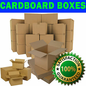 SINGLE-WALL-POSTAL-MAILING-CARDBOARD-BOXES-126KT-B-Flute-Volco-Brand