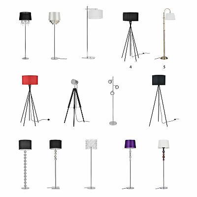 [lux.pro] Stehleuchte Standleuchte Stehlampe Bodenlampe Lampe