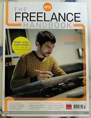 Computer Arts Collection Freelance Handbook Web Folio Killer Showreel Promote