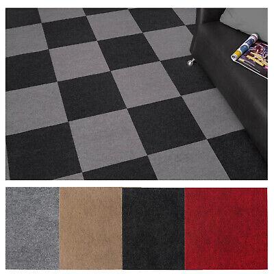 Teppichfliesen Selbstklebend Teppichboden Bodenbelag 40 x 40 cm ab 6,87€/m²  online kaufen