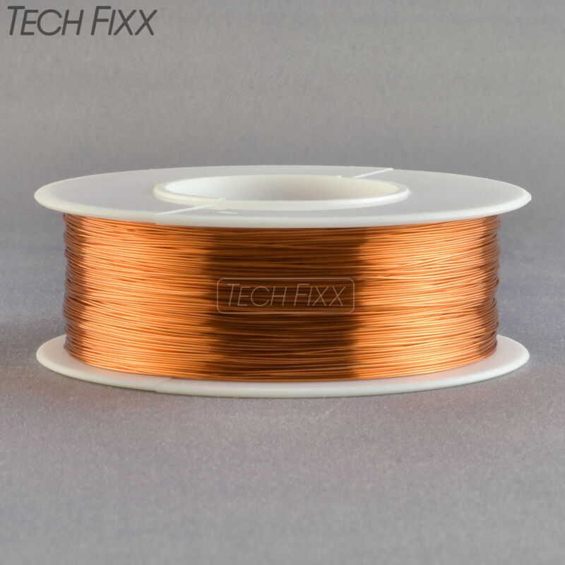 Magnet Wire 28 Gauge AWG Enameled Copper 500 Feet Coil Winding and Crafts 200C