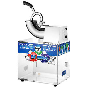 Great Northern Polar Blast Acrylic Snow Cone Machine Slush Maker