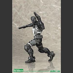 KOTOBUKIYA-SPIDER-MAN-AGENT-VENOM-MARVEL-NOW-ARTFX-STATUE-BNIB