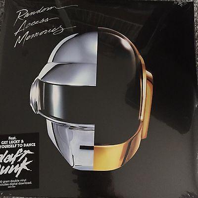 "Daft Punk ""Random Access Memories"" 2 x 180gram Vinyl LP BRAND NEW & SEALED"