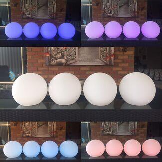 25cm Sphere Mood lights