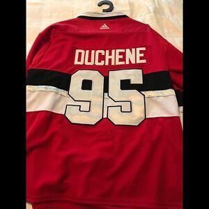34bc1c191 Ottawa Senators NHL 100 Jersey - Duchene