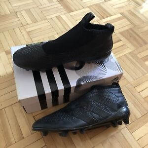 ★★ Adidas Ace 17+ Purecontrol Black Edition - Size 10 US  ★★