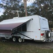 Coromal capri caravan Yamba Clarence Valley Preview