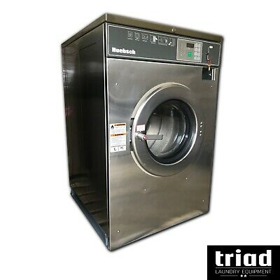 2006 Huebsch 40lb 1phase Coin Op Washer Dexter Laundromat Speed Queen Unimac