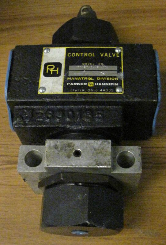 Parker Hannifin DMVBF1600SNCA Control Valve