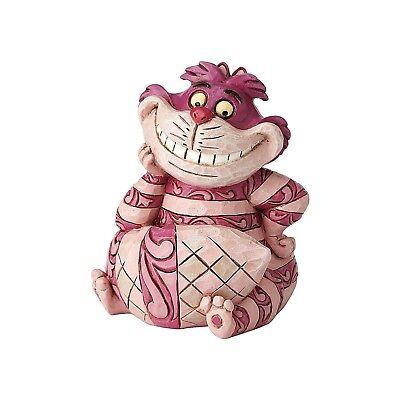 Alice In Wonderland Figurine (Disney Traditions- Alice in Wonderland - Cheshire Cat Jim Shore Figurine 4056745 )