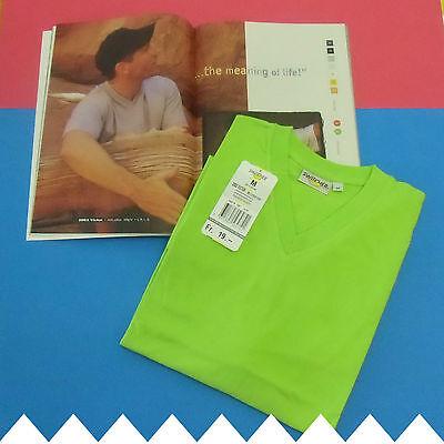 ►►SWITCHER Victor T-Shirt NEON-grün ► Gr.S-XL ◄ tolle Qualität made in Portugal