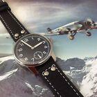 Mechanical (Hand-winding) Pilot/Aviator Wristwatches