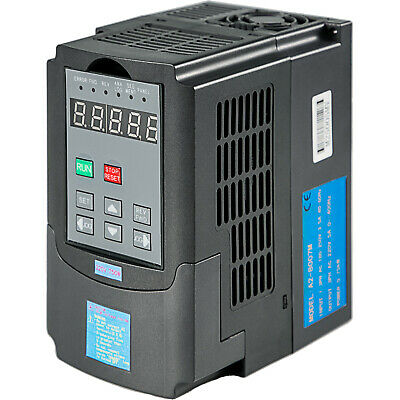 1hp 0.75kw 220v 4a Vfd Variable Frequency Drive Inverter Converter Low-output