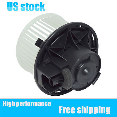 Fits 2002-2007 Jeep Wrangler Liberty Heater A/C Blower Motor with Fan Cage