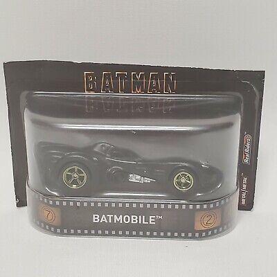 Hot Wheels 2016 Retro Entertainment Batman 89 Batmobile