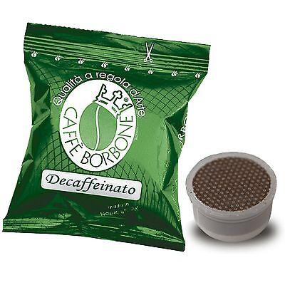 100 Cialde Capsule Caffè Borbone Verde Dec Decaffeinato Dek Espresso Point