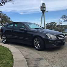 2010 Mercedes-Benz 200 Coupe Cremorne North Sydney Area Preview