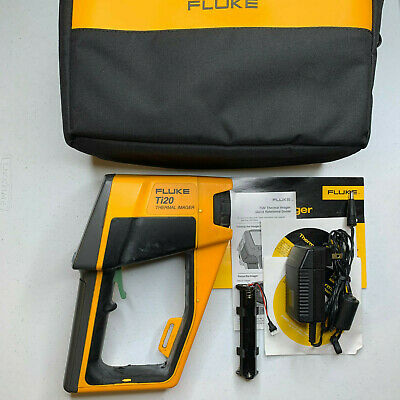 Fluke Ti20 30hz 128 X 96 Thermal Camera Infared Imager Ir Ti 20