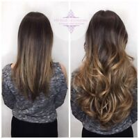 Quality Hair Extensions and installation