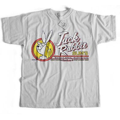 Jack Rabbit Slims Pulp Fiction Film Movie Action Horror Comedy T Shirt