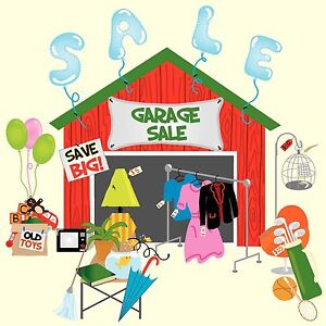 Garage Sale - lots of gently used and new!