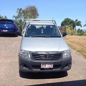 2014 Toyota Hilux Ute Gordonvale Cairns City Preview