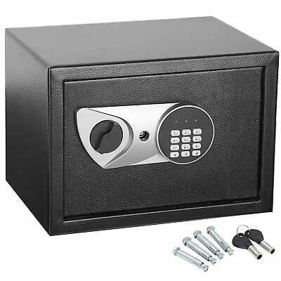 0.5 Cubic Feet Digital Electronic Safe Box Cash Money Jewelry Security Home