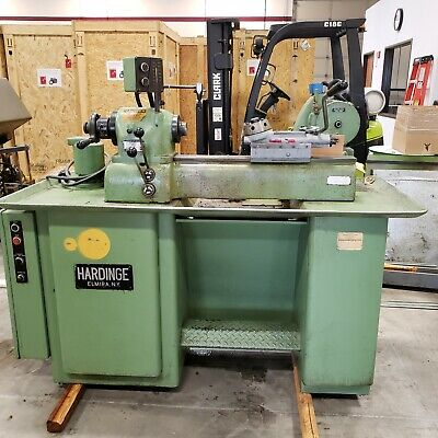 Hardinge Hand Screw Machine Dv-59