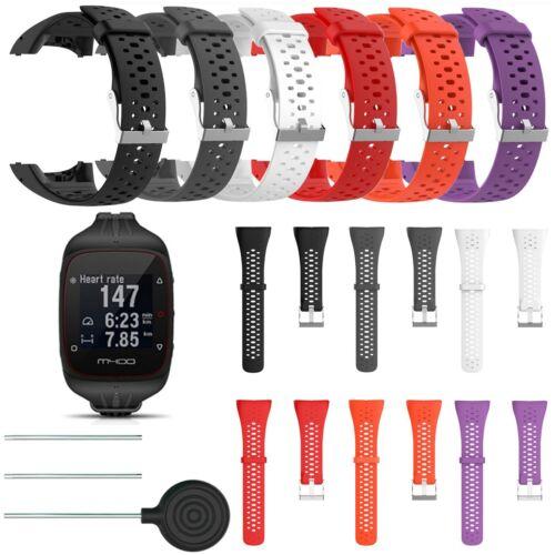 hülle Case Silikon Fitness Smartwatch Armband schwarz für Garmin Edge 820