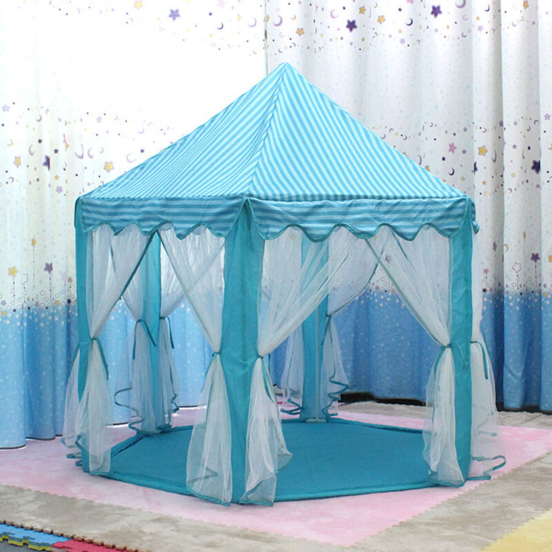 Brand New Kids Cotton Play Tent Pavilion Gazebo S : pavilion play tent - memphite.com