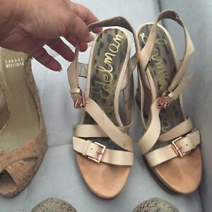 Sam Edelman, Nine West, bcbg shoes sandals new !  See pictures