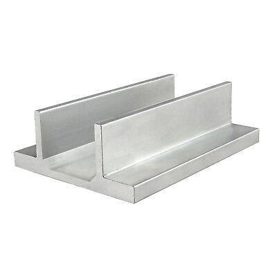 8020 Aluminum 10 Series Double Flange Bearing Profile Part 8526 X 48 Long N