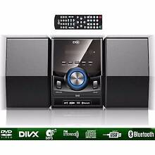 Mini Hi Fi Stereo System Multi Region DVD Player with USB Port Carrara Gold Coast City Preview
