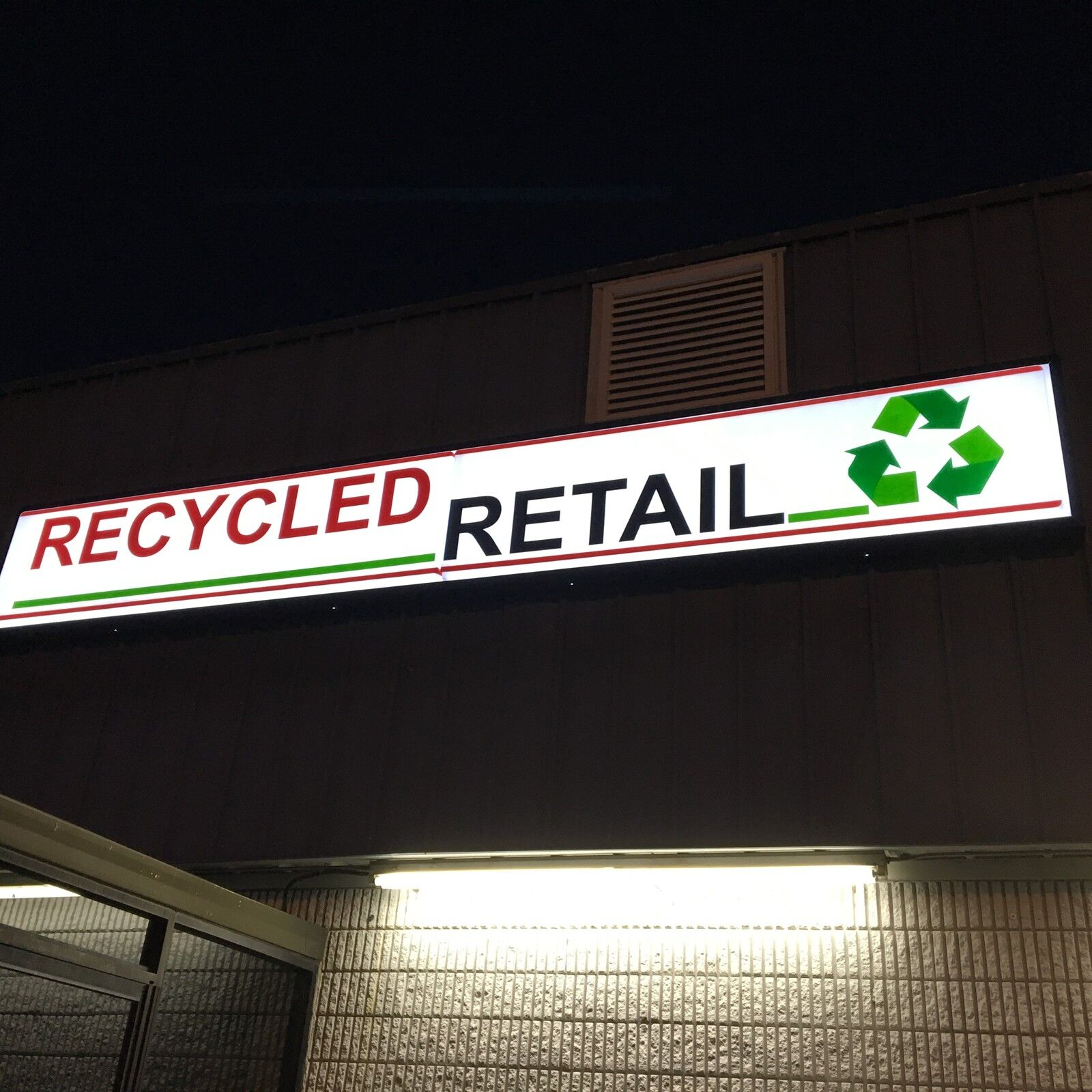 Recycled-Retail