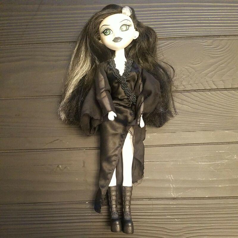 Vintage Collectible Bleeding Edge Goths Doll Begoths Greta vendetta