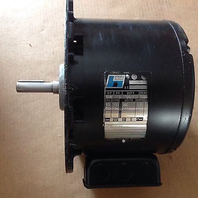 Howell Electric Motors Ac Motor 83683-002 34hp 220440 2.81.4a 3ph 5060hz
