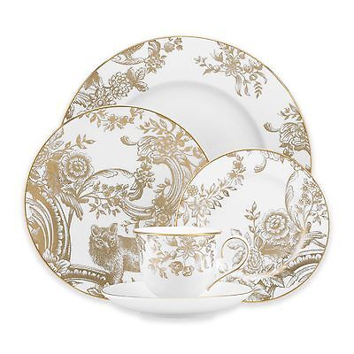 Lenox/Marchesa Gilded Forest 60Pc Set