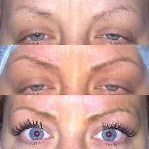 Microblading and Eyelash Extension Combo! $295!! London Ontario image 4