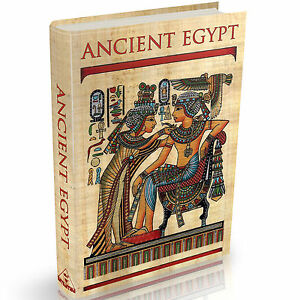 Ancient Egypt - 217 Rare Books on DVD Egyptian History Pyramids Gods Ra Sphinx