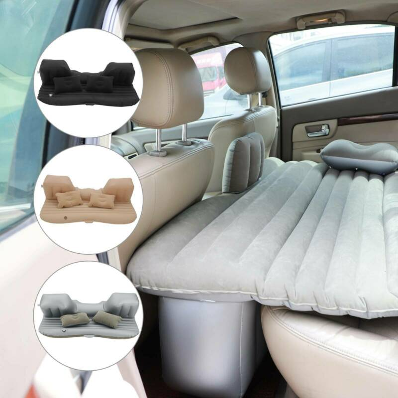 US Air Bed Inflatable Mattress Travel Sleeping Camping Cushi