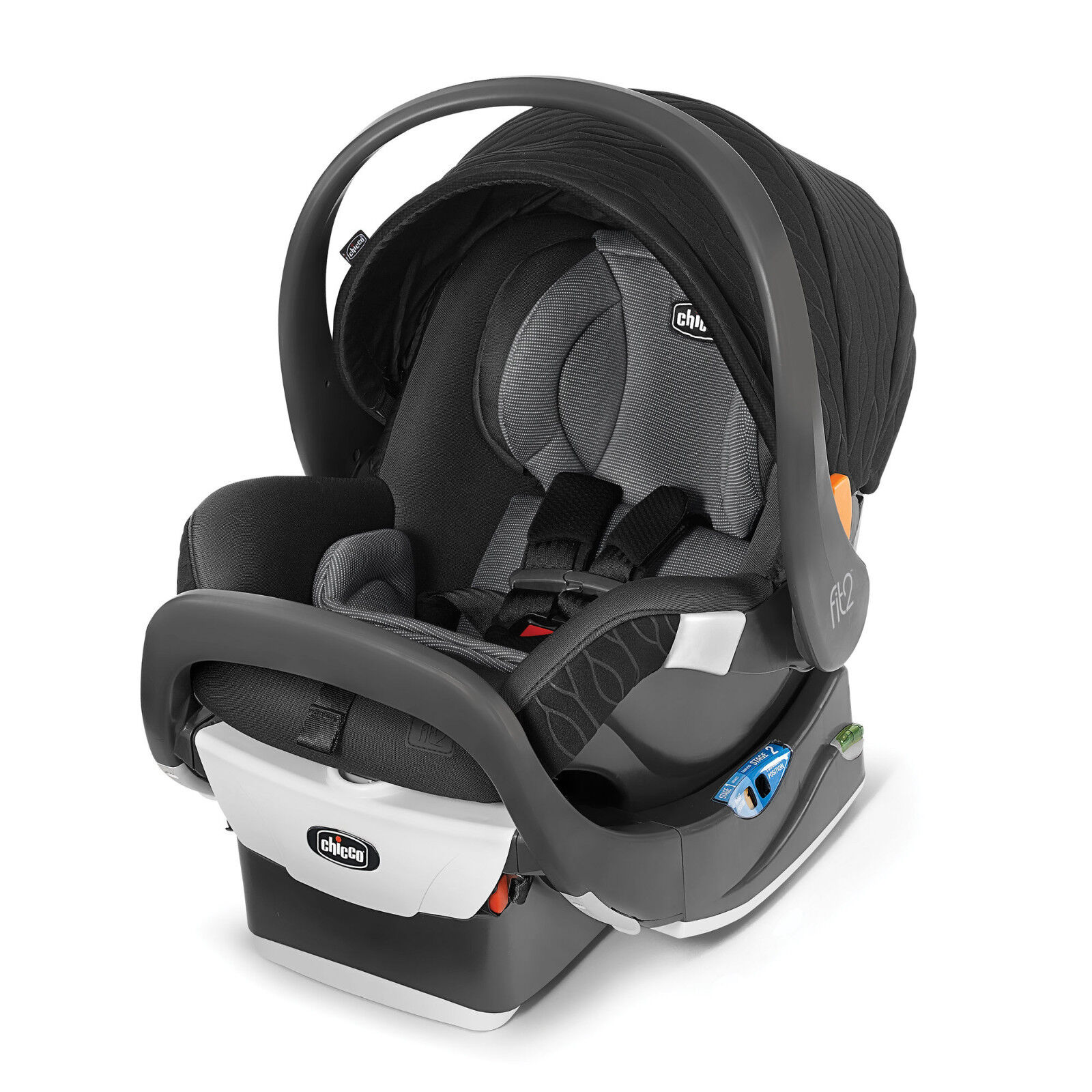 Chicco Fit2 Rear-Facing Infant & Toddler Car Seat - Legato -